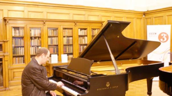 Michael Cochrane Piano Tutor Livingston